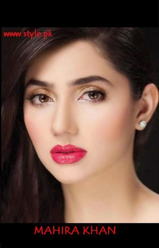 Mahira Khan Hot Beauty of Pakistan Fashion Industry
