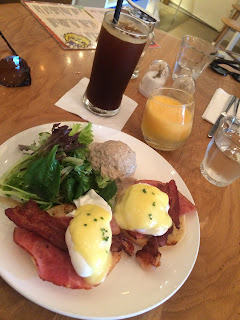 Brunch at Hatched