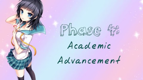 New Years Prep- Phase 4- Academic Advancement!