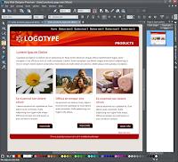 Xara - Web Designer Premium Full version Screenshot 4