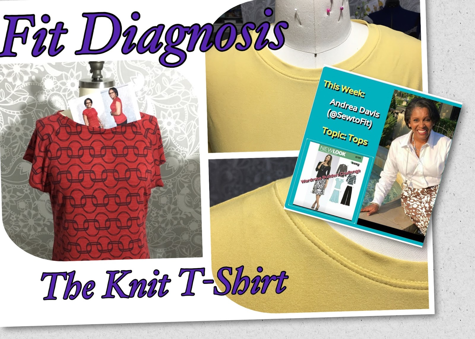 Sew-To-Fit by A.D. Lynn: Sewing the Sleeve of a Knit Top- Tutorial ...