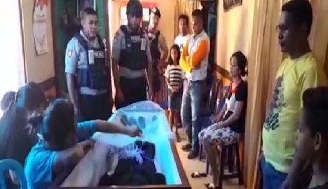 Pistol Oknum Polisi Meletus saat Pesta Miras di Ambon, 1 Tewas
