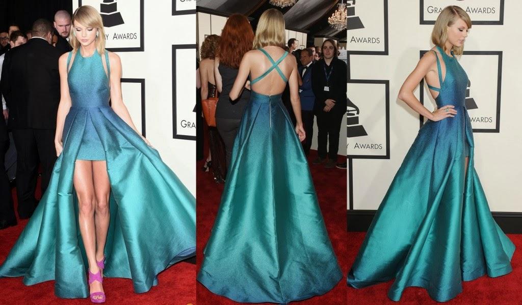 c73585f51a Clarissa Nikolina  Apenas 3 looks de Taylor Swift