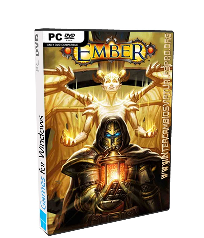 Ember poster box cover