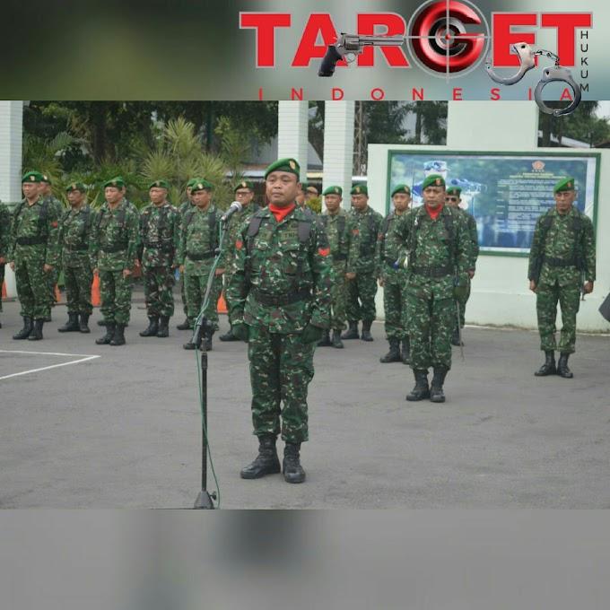 Dandim 0718 Pati Perintahkan Prajuritnya Jaga Netralitas TNI Dalam Pesta Demokrasi