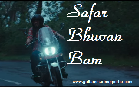 SAFAR BHUVAN BAM (BB KI VINES) SONG ON GUITRAR CHORDS
