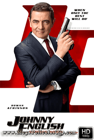 Johnny English 3.0 1080p Latino