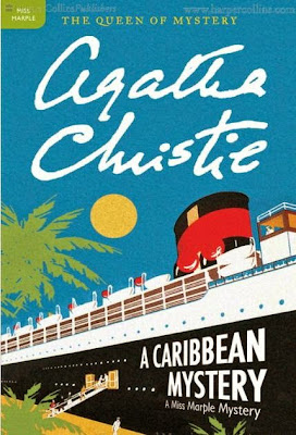 A Caribbean Mystery by Agatha Christie - book cover