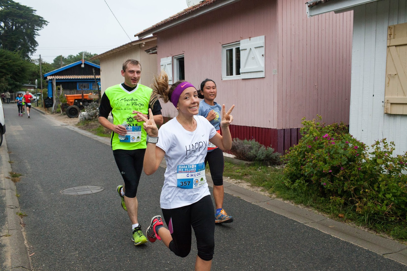 blog running marathon
