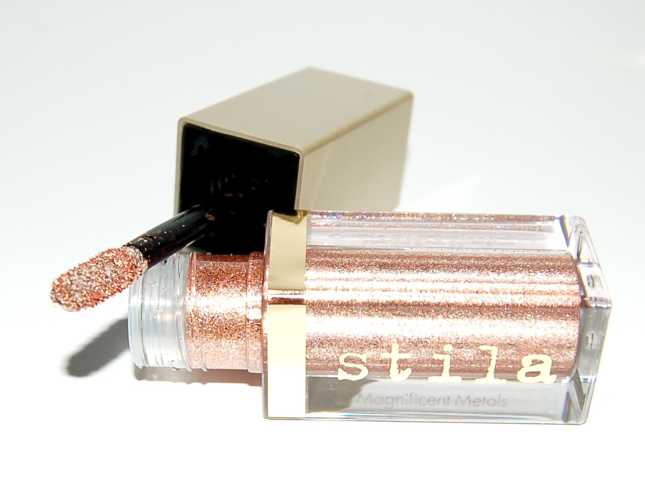 Stila Magnificent Metals Glitter & Glow Liquid Eye Shadow Kitten Karma