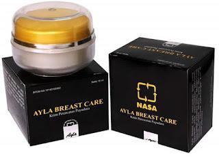 AYLA BREACE CARE Krim Perawatan Payudara