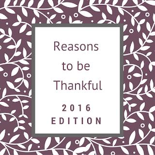 Personal Grateful Challenge