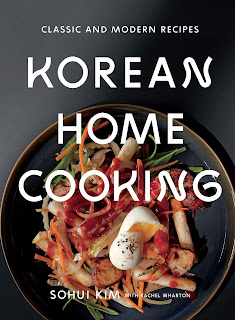 Review of Sohui Kim's Korean Home Cooking
