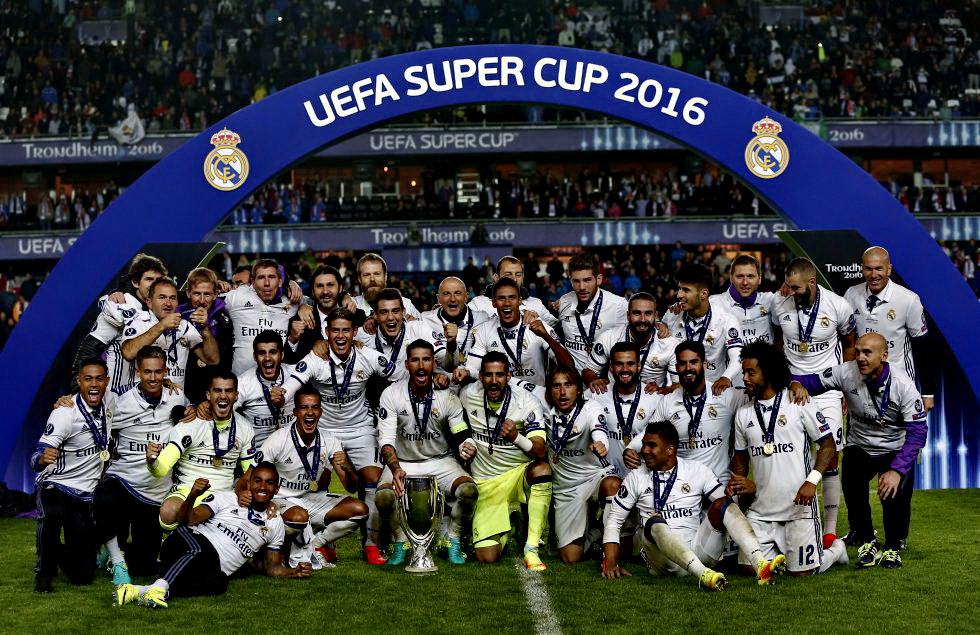 Real Madrid está a favor de la Superliga europea