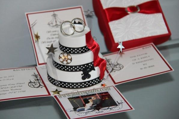 Gambar Desain Undangan Pernikahan Unik Lucu Dan Menarik
