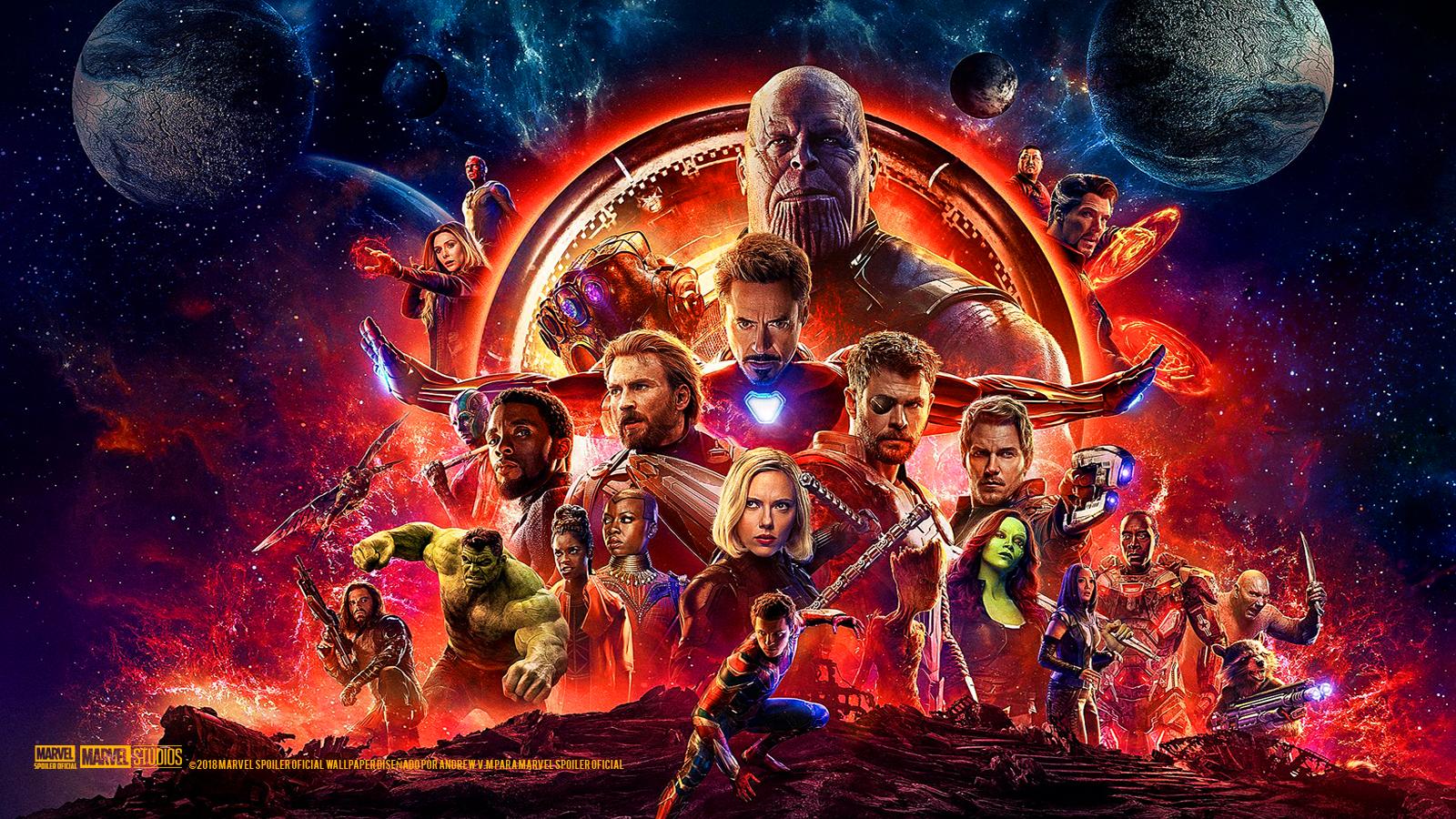 Questa immagine ha l'attributo alt vuoto; il nome del file è Avengers-Infinity-WarWallpaperPoster.png