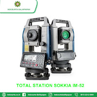 JUAL TOTAL STATION SOKKIA IM-52 BERAU | HARGA SPESIFIKASI | GARANSI RESMI | FREE TRAINING