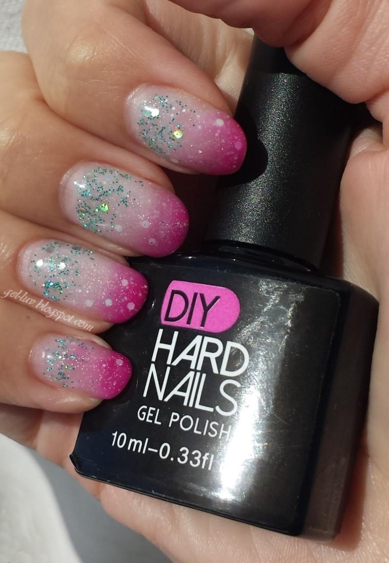 Gel-Luv: A GEL Polish Blog!: DIY Hard Nails Color Changing