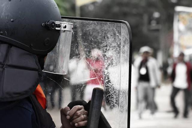 Policiais desenvolvem resposta hormonal bizarra ao estresse