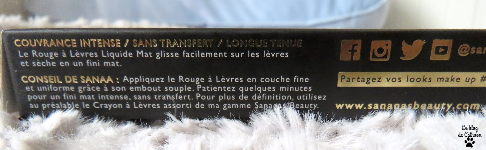 Rouge à Lèvres Liquide Mat - Purple Dare - Sananas Beauty
