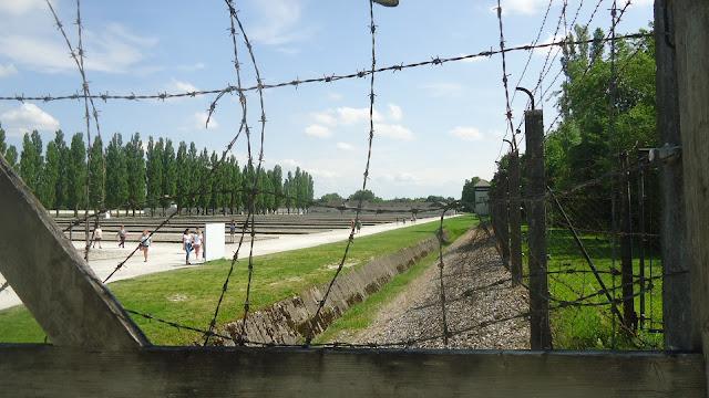 Campo de Concentração Dachau e a SS