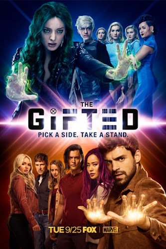 The Gifted Temporada 2 (HDTV 720p Ingles Subtitulada)