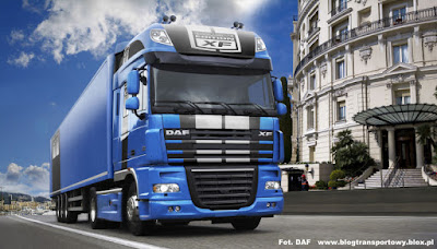 DAF XF105 Exclusive Edition