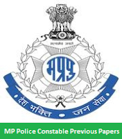 MP Police Constable ASI Previous Papers