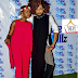 Olajumoke stuns in red as she hosts event with Denrele(Photos)