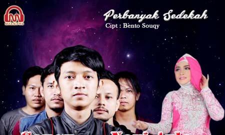 Lirik Lagu Perbanyak Sedekah - Souqy Feat Novi Ayla