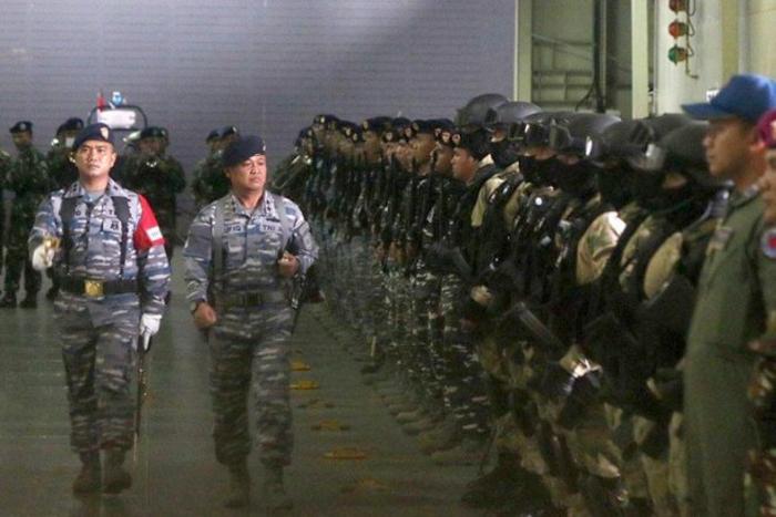 Pasukan Komando Pengamanan Organisasi Konferensi Islam (OKI)