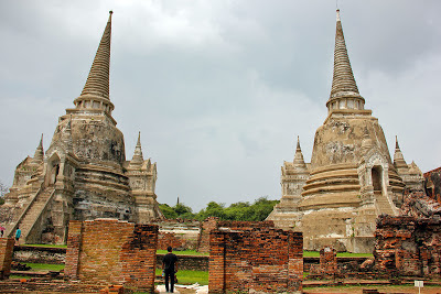 Wat Phra Si Sanphet (Ayutthaya, Thailand)
