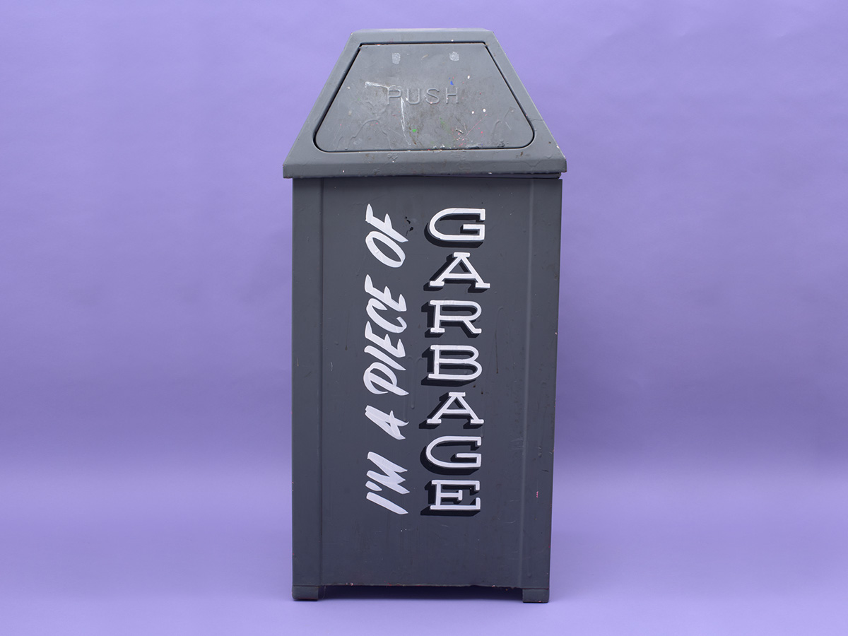 I'm Piece of Garbage by Annica Lydenberg