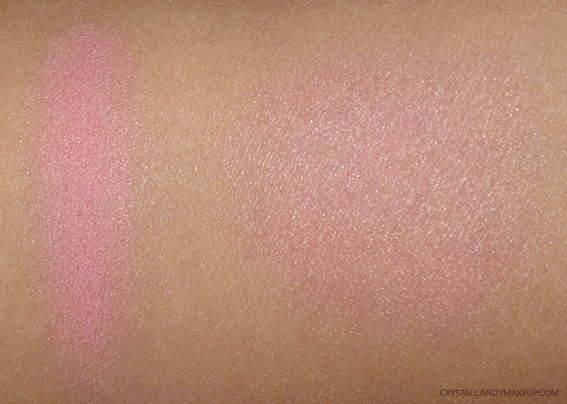 Clarins Instant Glow Multi-Blush Cream Blush 05 Rose Photos Swatches