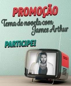 Cadastrar Promoção Rádio Transamérica Tema Novela James Arthur - Tv, Caixa Som e Fone
