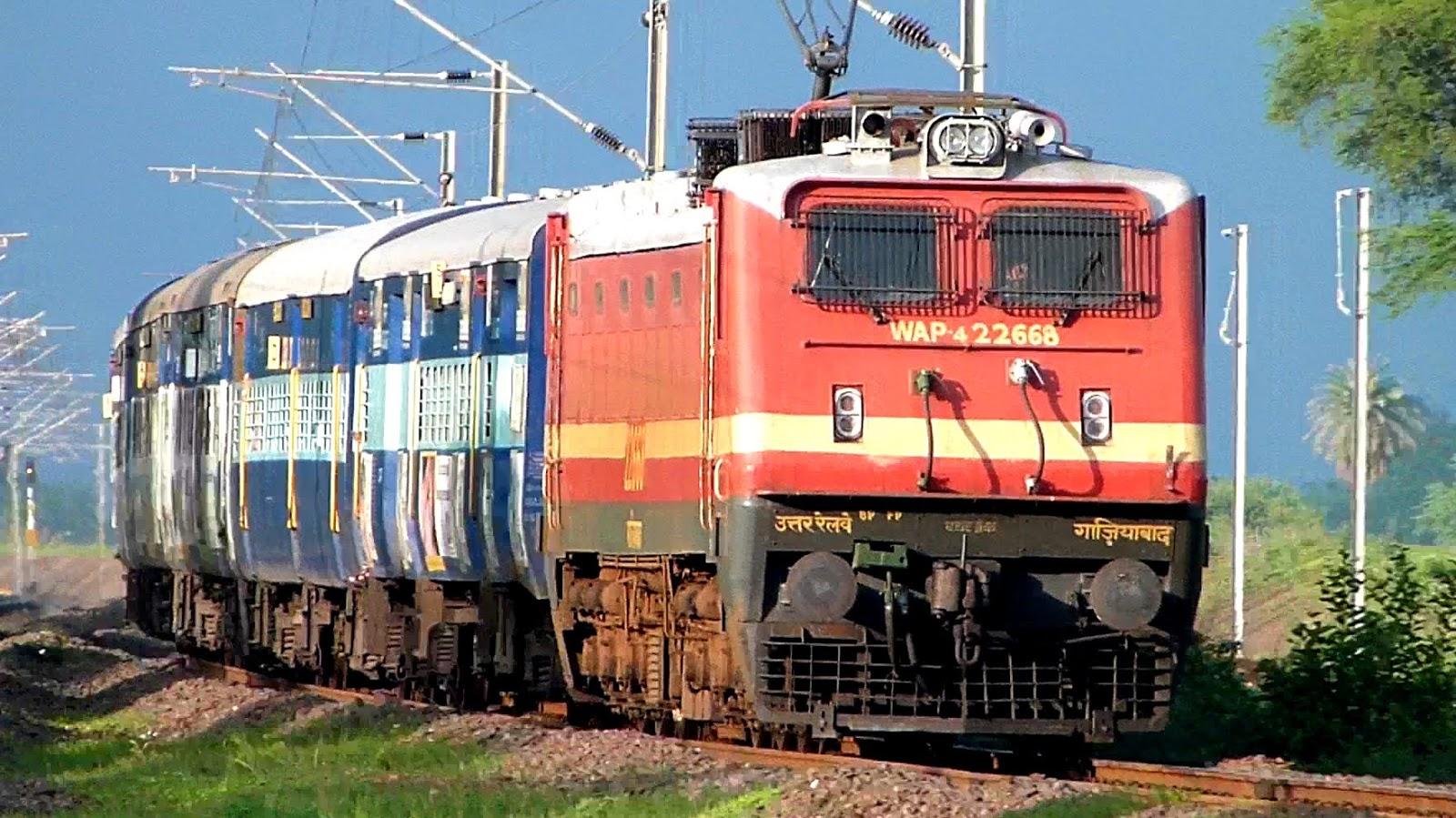 31 मार्च से आरा-सासाराम रेलखंड पर दौड़ेगी इलेक्ट्रिक इंजन, साथ मे कई ट्रेनें भी