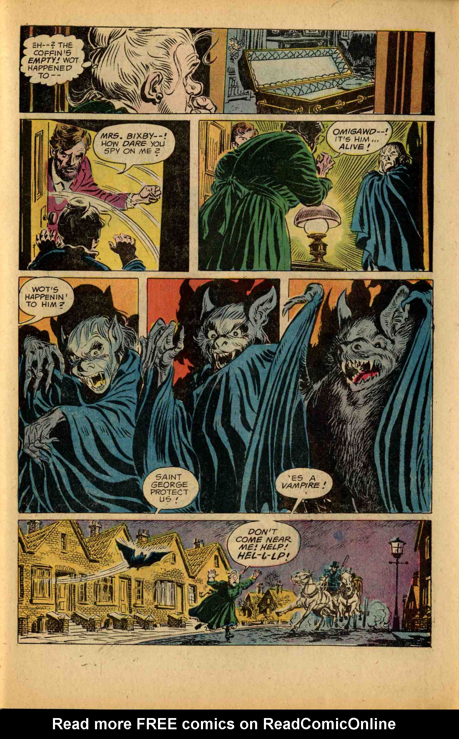 Read online Ghosts comic -  Issue #50 - 30