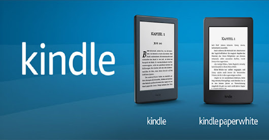 Letnia promocja Amazon.de: Kindle Paperwhite 3 i Kindle 8 tańsze o 20 euro