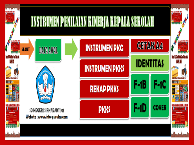 Aplikasi Instrumen PKKS Format Excel Terbaru 2017