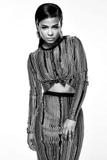 Christina Milian does photo spread for Georgie Magazine. See photo spread at JasonSantoro.com