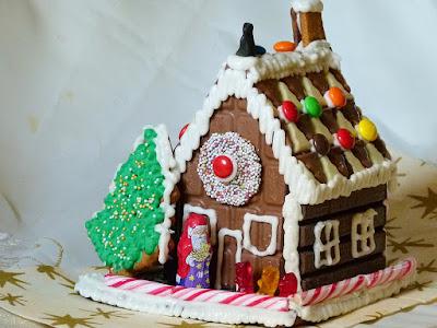 kitkat weihnachtsh uschen in der weihnachtsb ckerei. Black Bedroom Furniture Sets. Home Design Ideas
