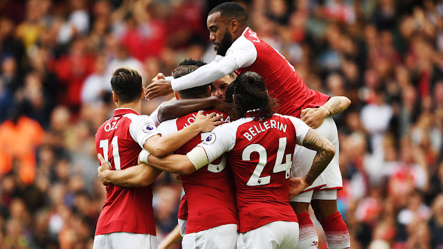 Lineup Released ! – Mkhitaryan & Welbeck To Start In Arsenal's 4-2-3-1 Formation v Ostensunds