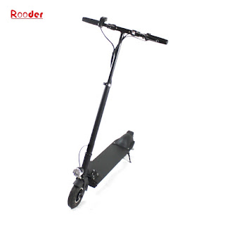 electric kick scooter r803e with 8 inch tires lithium battery powerful brushless motor for adult for sale