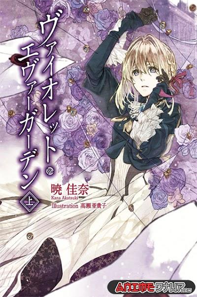 Violet Evergarden (02/02) [Novela Ligera] [Español]