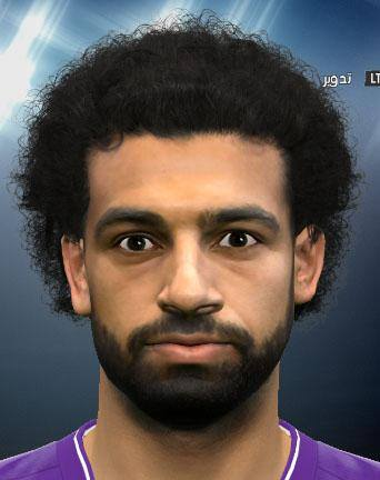 PES 2016 / 2017 Mohamed Salah Ghaly by Mayaro Facemaker