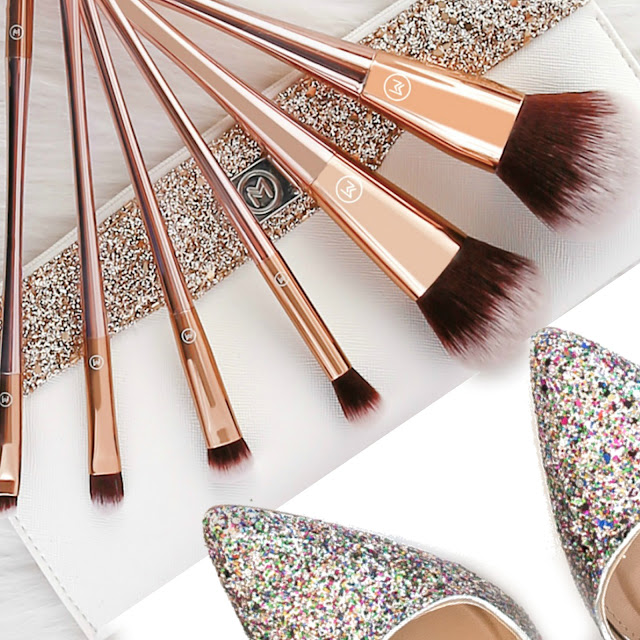 30% Off Miracos Makeup Brushes and a free makeup bag by barbies beauty bits