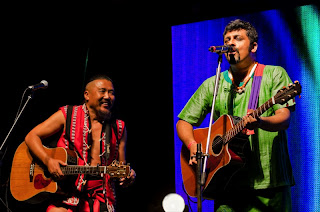 Guru Rewben Mashangva and The Raghu Dixit Project | The Dewarists