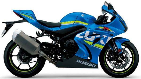 Review Suzuki GSX-R1000