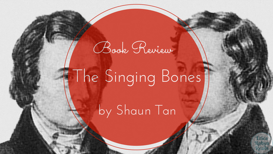 The Singing Bones by Shaun Tan book review