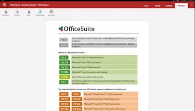 OfficeSuite + PDF Editor v8.6.4939 Premium APK